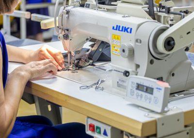sample sewing